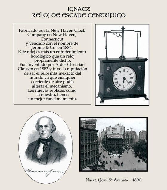 Historia medieval reloj centrífugo - Ardavín Relojes Medievales Siglo XV