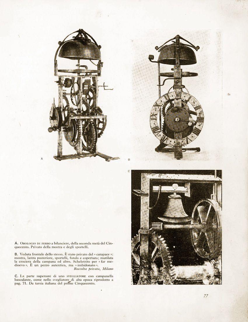 Historia del reloj mecánico - Ardavín Relojes Medievales Siglo XV